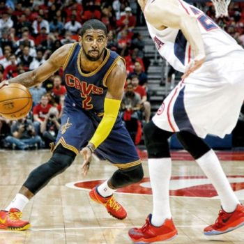 Kyrie Crossover Basketball